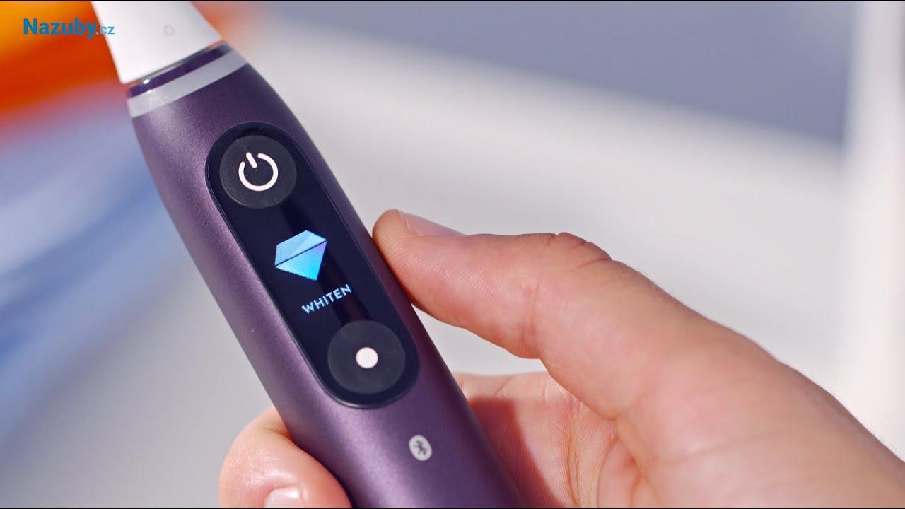 Nová technologie Oral-B iO