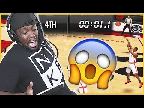 INSANE LAST SECOND SHOT FOR THE WIN! - NBA Live Mobile Gameplay