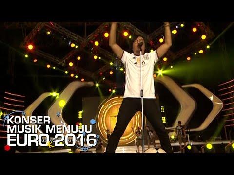 Ari Lasso 'Penjaga Hati' Didampingi Komunitas Indobarian [Konser Musik EURO] [29 Mei 2016]