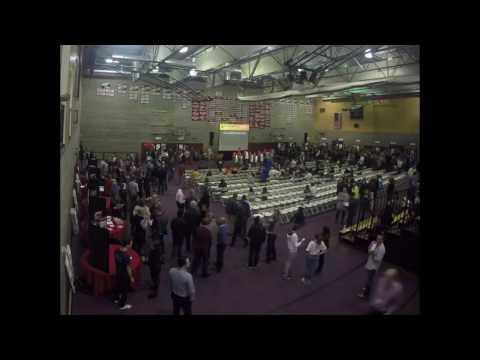 2016 Seattle Academy Upper School Open House Time Lapse