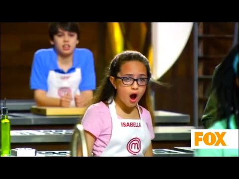 Gordon Ramsay Owns Kid on MasterChef Junior
