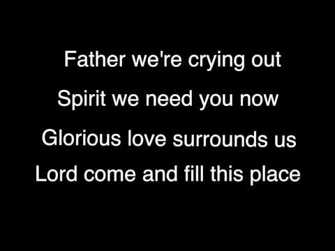 Fill This Place by Red Rocks Worship with lyrics