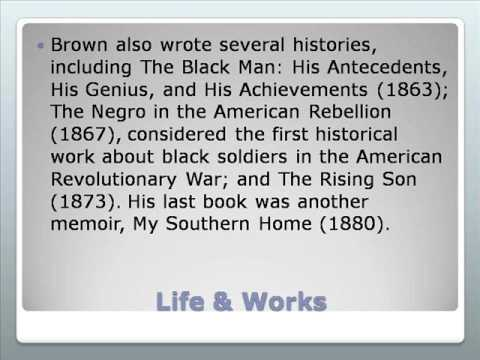 Book Review - From Slave to Abolitionist: The Life of William Wells Brown