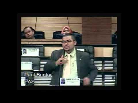 MP PAS Parit Buntar Bahas Peruntukkan 2013 Kementerian Kesih