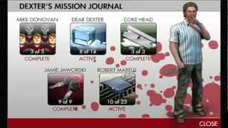 Dexter the Game walkthrough 4/6