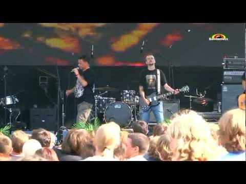 "FARBEN LEHRE "" Nierealne Ogniska ""-Live @ OSTRÓDA REGGAE FESTIVAL 2011"