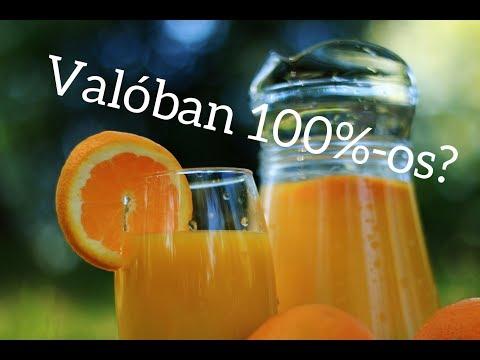 A 100%-os narancslé titka