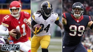 Who Wins the AFC Wildcard Race? (Week 12)   Around the NFL