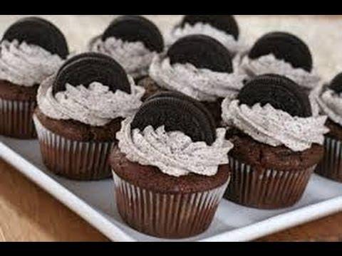 Easy oreo cupcakes recipes