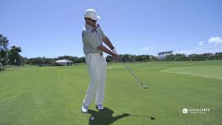 Golf Learning Center Tips - How to improve your chipping