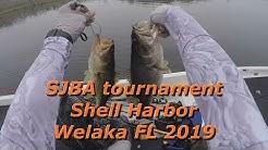 SJBA tournament Shell Harbor Welaka FL 2019