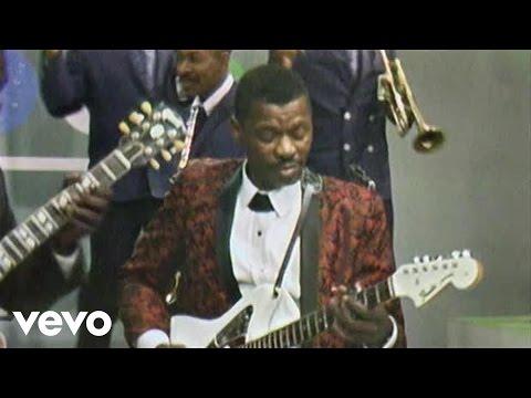 Freddie King & Gatemouth Brown - Funky Mama (Live)