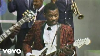 Freddie King & Gatemouth Brown - Funky Mama (Live)