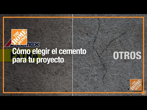 Cómo Escoger El Cemento Ideal Para Tu Proyecto