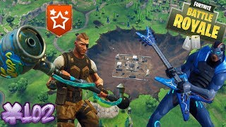 🔴 FORTNITE LV. 13th WIN PASS BATTLE SEASON 4!!! | I LIKE THE NEW MAP!!