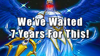 We've Waited 7 Years For This!   Yu-Gi-Oh!