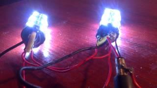 Светодиодные лампы P27/7W своими руками. Hand made auto led lamp(http://www.drive2.ru/l/5240507/ Как сделать светодиодные лампы для автомобиля своими руками ? Подробности по ссылке выше...., 2014-12-17T21:27:54.000Z)