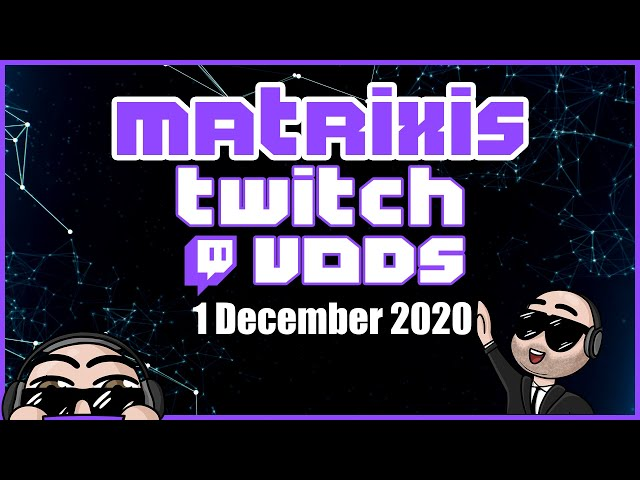 ATM 6 with JCOnline | Christmas month begins - December 01 2020 - Matrixis VoDs