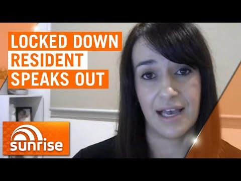 Coronavirus: Resident Locked Down In Melbourne Suburb Speaks Out | 7NEWS