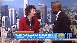 Christopher Darden Finally Speaks Out On Marcia Clark Romance Rumors
