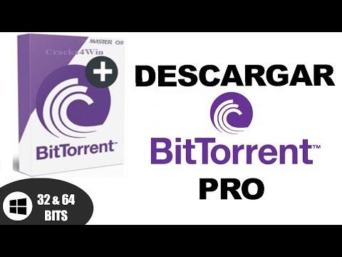 Como Descargar BitTorrent Pro 2018 Full En Español