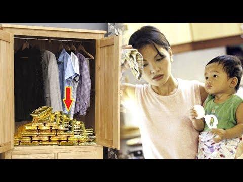 Vợ S,i,nh Đôi Chỉ Ở Nhà Chăm Con Nhưng Mở Tủ Ra Đầy Vàng, Chồng Nghi Ngờ Rồi Ngỡ Ngàng Khi Biết...