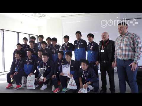 Piłkarze z Hiroszimy zwycięzcami Górnik Zabrze International Cup