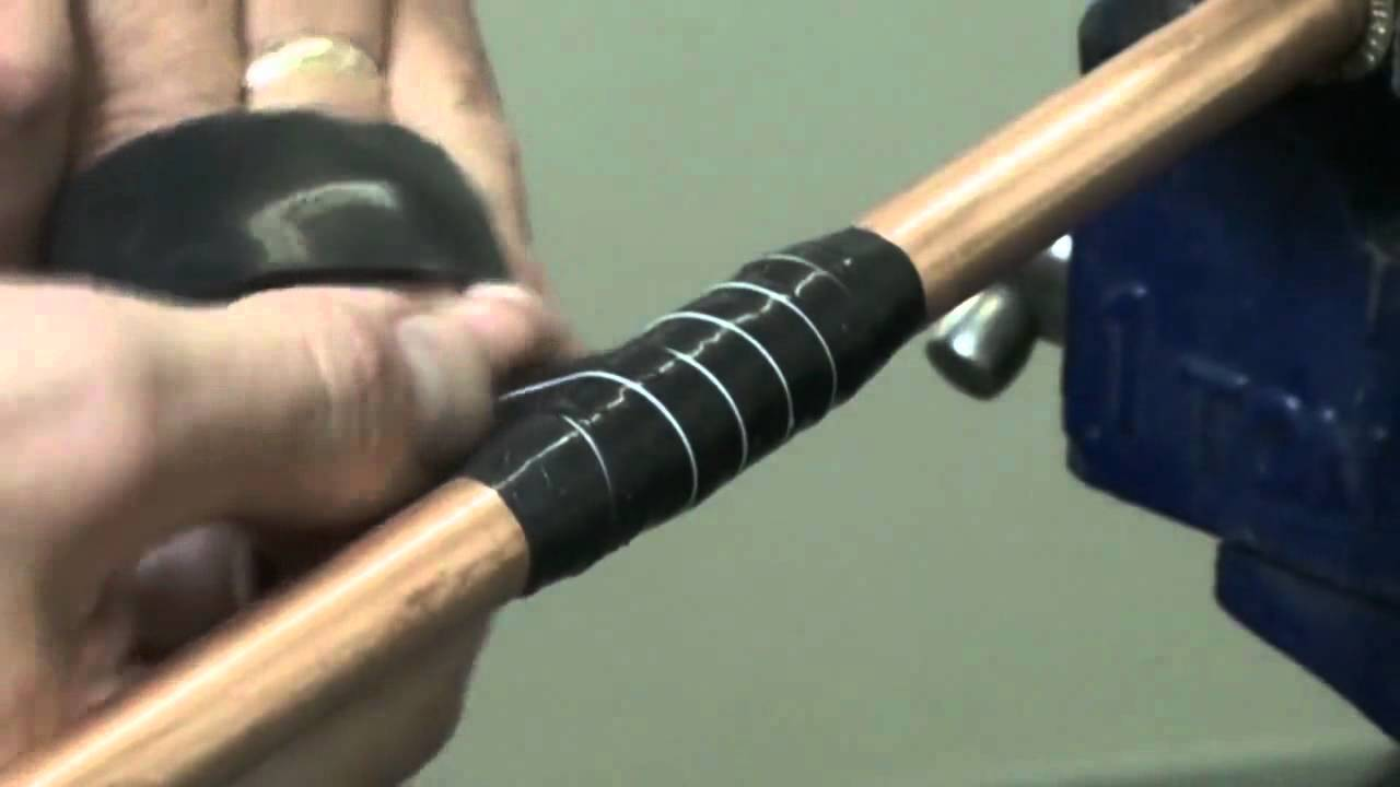 Self Fusing Pipe Repair Tape Youtube