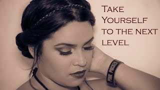 Motivational VLOG - Take yourself to the next level Thumbnail
