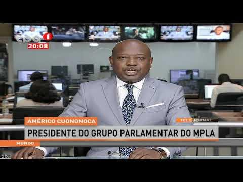 """MPLA """"Bureau Político tem novo secretário"""""""