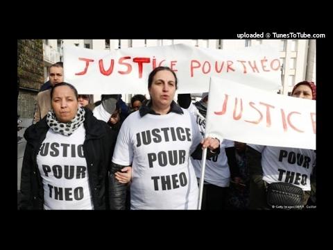 News: Black Man Raped With Baton By Paris Police