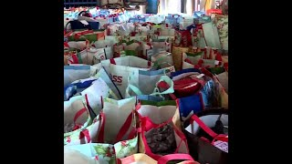Oklahoma woman, daughter starts mission to collect thousands of gift bags for veterans