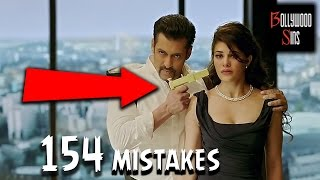 [PWW] Plenty Wrong With KICK Movie (154 MISTAKES) | Bollywood Sins #5