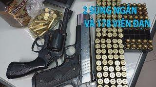 Thủy thủ mang 2 súng ngắn và 178 viên đạn vào Sài Gòn