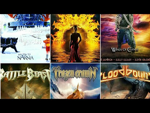 Best Power Metal 2019 The Best Of Power Metal/AOR/Melodic Hard Rock 2019 Part 2   YouTube