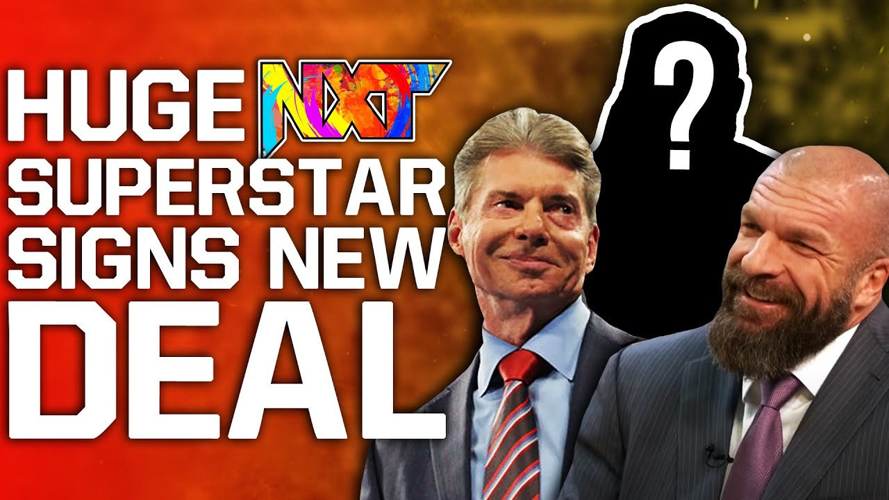 HUGE NXT Superstar Signs New Deal | What Happened After NXT 2.0 Went Off The Air
