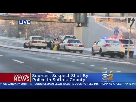 Police-Involved Shooting In Suffolk County