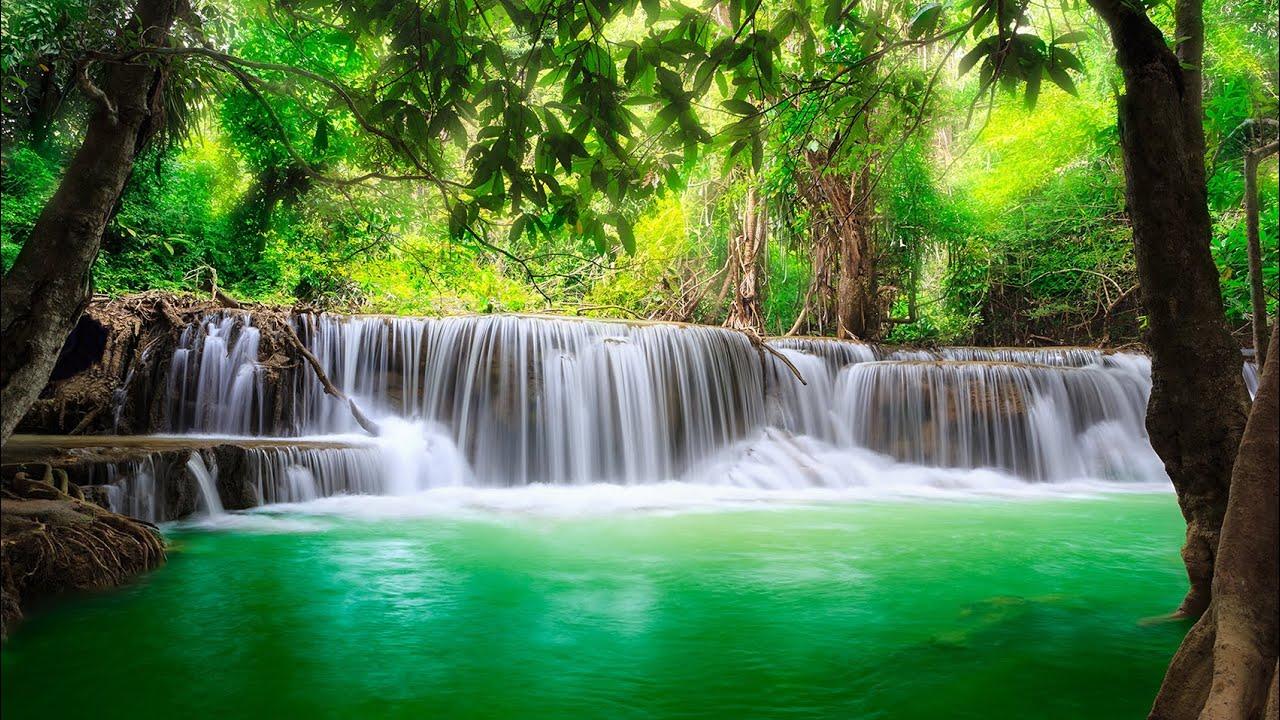 HORAS de Música Relajante con Sonidos de Agua - Música de