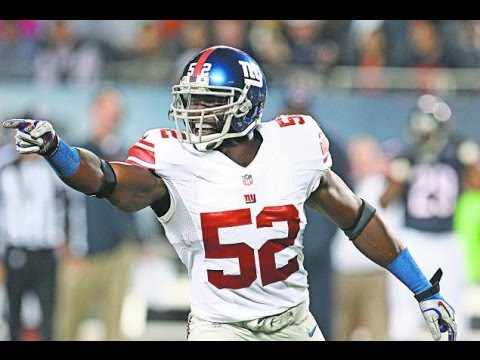 Jon Beason talks about being a leader on the Giants- The Michael Kay Show