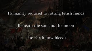 Infant Annihilator - Necropocalypse (Lyric Video)