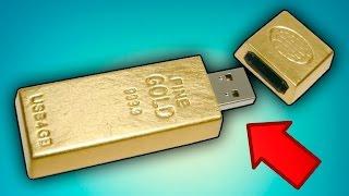 5 НЕОБЫЧНЫХ USB ФЛЕШЕК НАЙДЕННЫХ на Aliexpress!(, 2016-08-08T14:30:01.000Z)