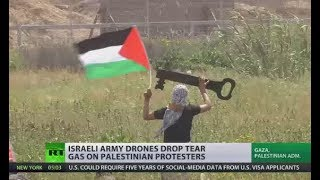 Gaza Unrest: At least 17 Palestinians killed, over 1000 injured in clashes with Israeli soldiers