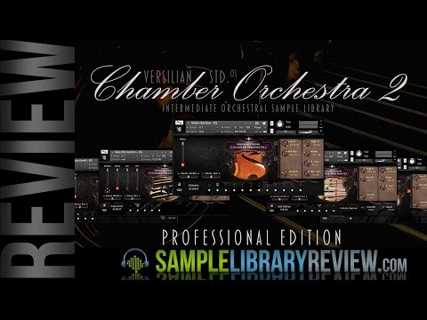 Review Chamber Orchestra 2 by Versilian Studios
