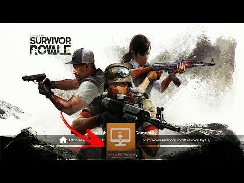SURVIVOR ROYALE (PC) sera que bate o Knives out? Download descrição