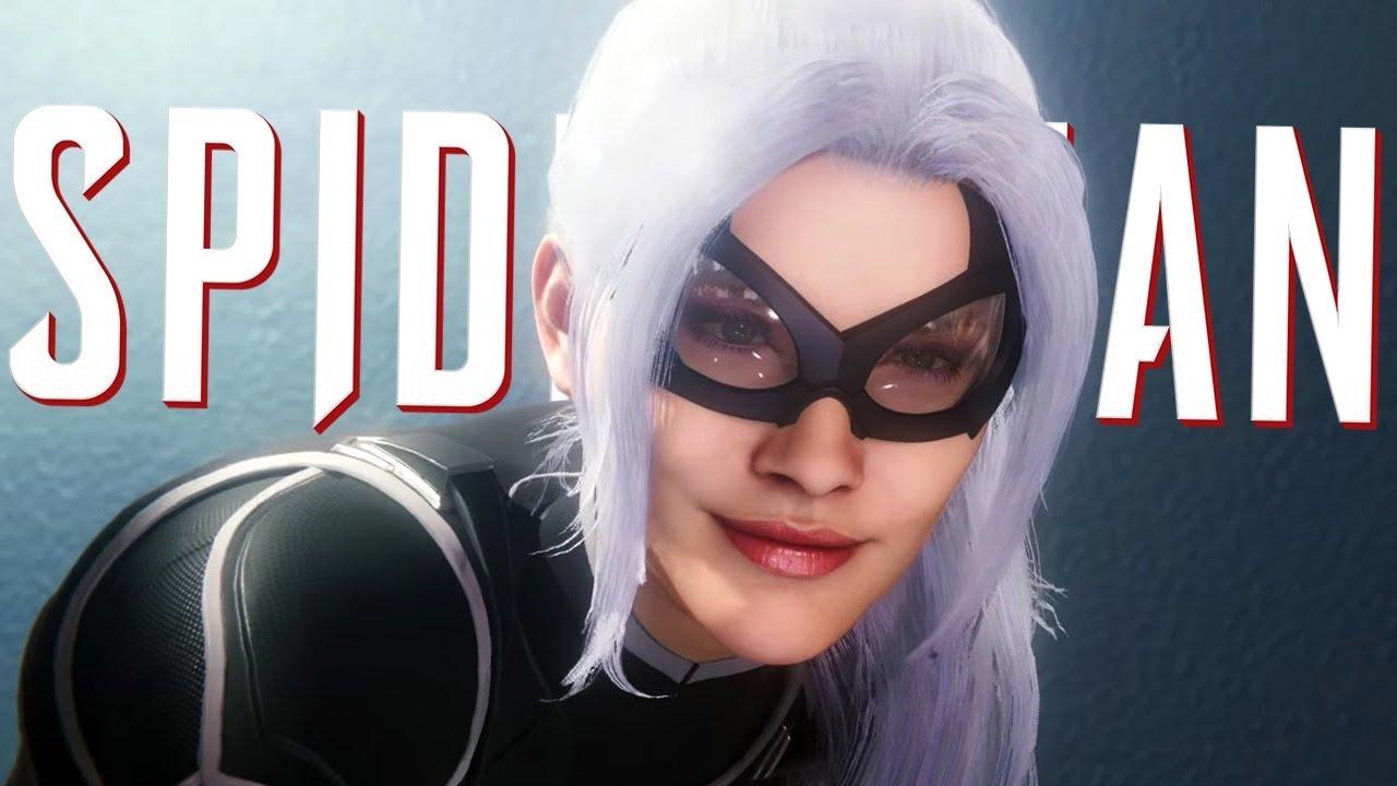 Black Cats Secret Suit Spider Man Ps4 Part 16 Youtube