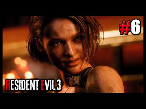 TRAVAIL DE PRO (Resident Evil 3 Remake #6) [FR]