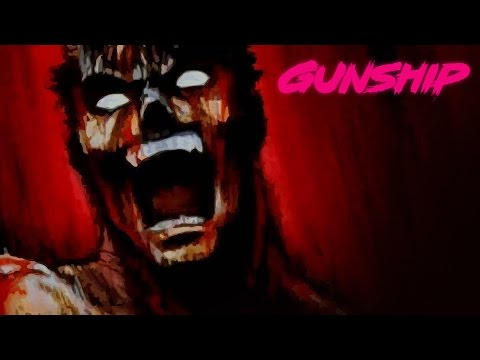GUNSHIP - Black Sun On The Horizon