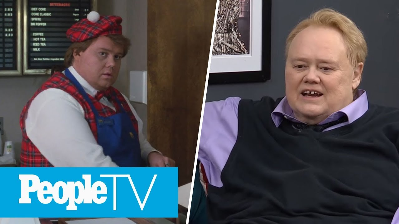 Louie Anderson Really Wants To Be In The Coming To America Sequel | PeopleTV