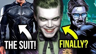 The ACTUAL JOKER (NOT Jeremiah!) is Coming to Gotham?! Plus Bruce to Have Batman Begins Suit!