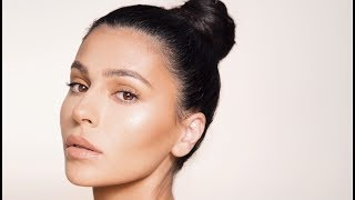 ALL NUDE MAKEUP TUTORIAL + HOW TO GET FLAWLESS MAKEUP  | Teni Panosian